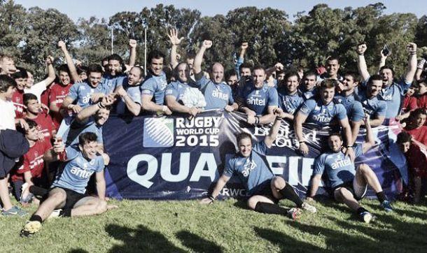 Copa Mundial de Rugby 2015: Uruguay
