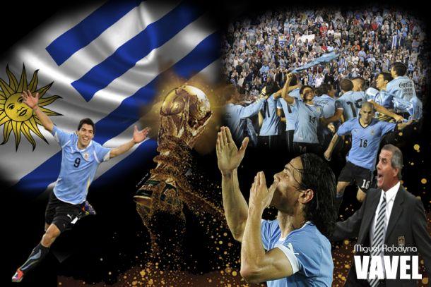 Caminho para o Brasil 2014: Uruguai com ataque de respeito