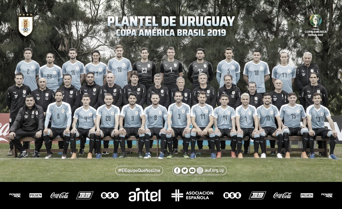 Guia VAVEL da Copa América 2019: Uruguai