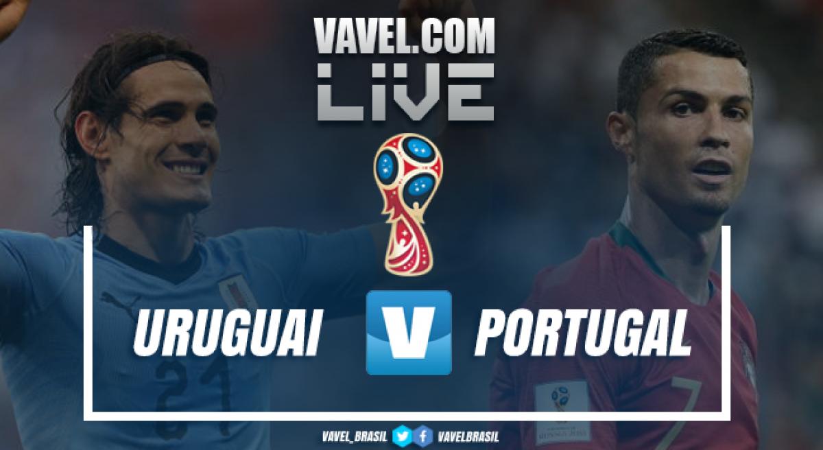 Resultado e gols de Uruguai X Portugal pela Copa do Mundo 2018 (2-1 ... 31fd9f4314e34