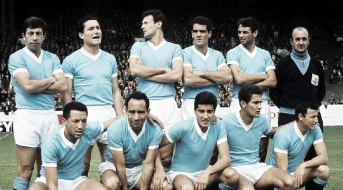Recordar é viver: Uruguai venceu e eliminou a França na Copa do Mundo de 1966