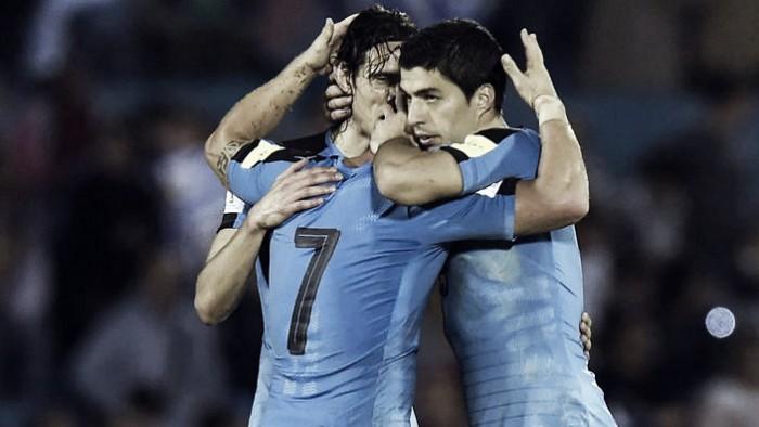 Copa America Centenario: Uruguay 23-man roster released