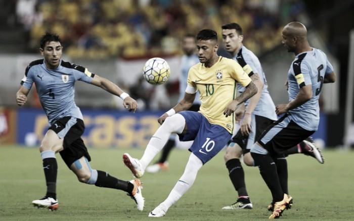 Qual. Mondiali: All'Argentina basta Messi. Brasile show, poker all'Uruguay
