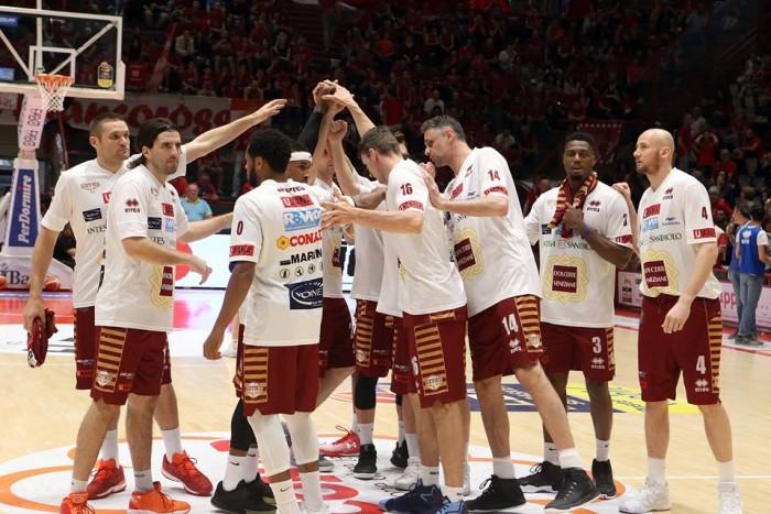 Legabasket Serie A - Venezia fa voce grossa a Pistoia: toscani eliminati (79-92)