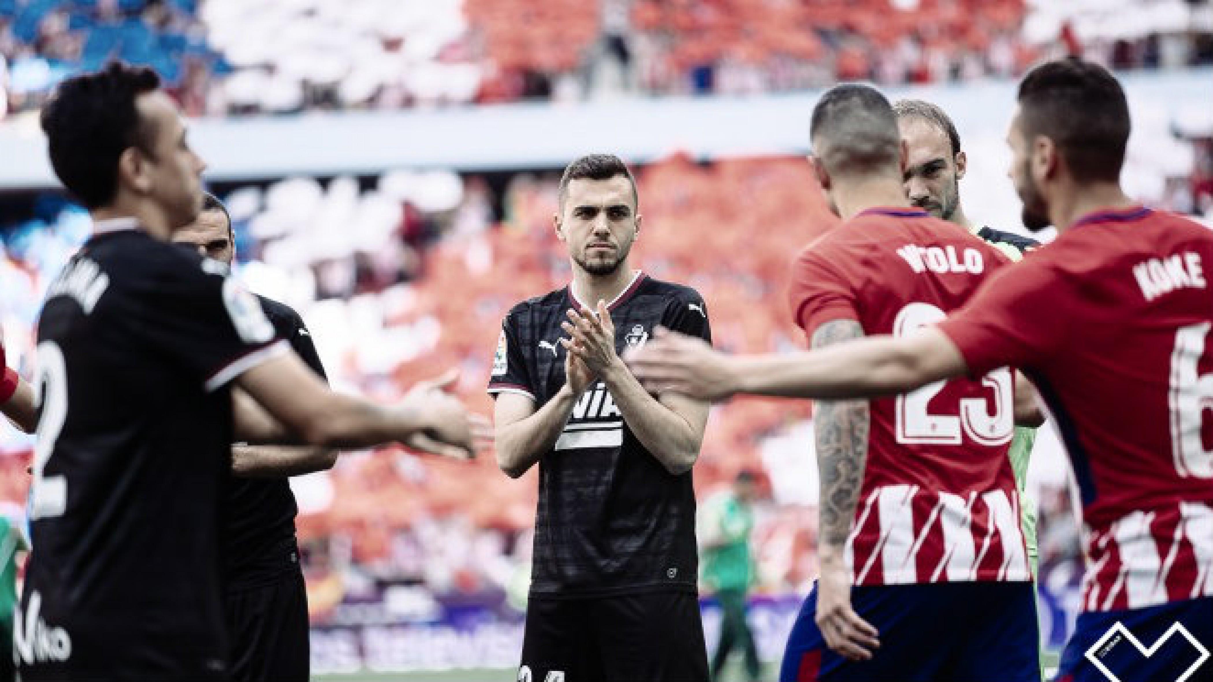 Previa Atlético de Madrid - SD Eibar: tumbar la muralla colchonera