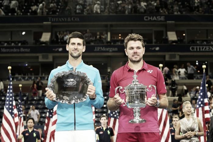 "US Open, Wawrinka: ""All'inizio ero nervoso"". Djokovic: ""Troppe occasioni sprecate"""