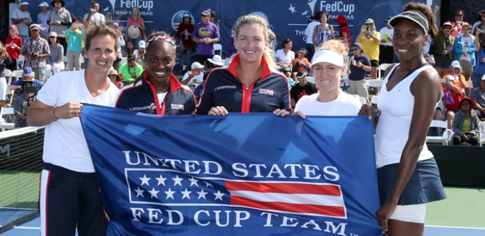 Fed Cup: Inform United States Team To Face Australia In The World Group Playoffs