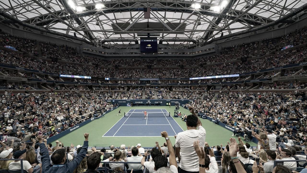 Planos para realização deste ano do US Open envolvem portões fechados, testes para Covid-19 e possível redução de sets