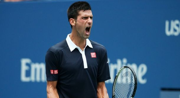 Us Open 2015, Djokovic trema ma batte Lopez