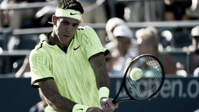 US Open: Del Potro se quedó con el duelo de argentinos
