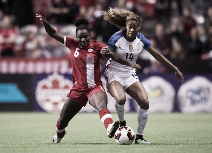 United States women's soccer caps 2017 with 3-1 victory over Canada