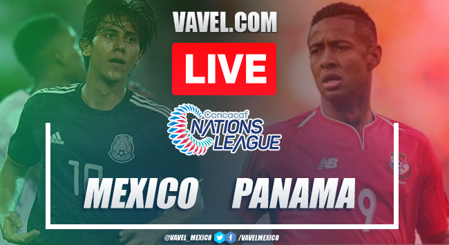 México 1-1 Panamá: LIVE Stream and Updates