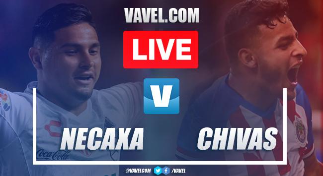 Goals and Highlights: Necaxa 0-2 Chivas, 2020 Friendly Game