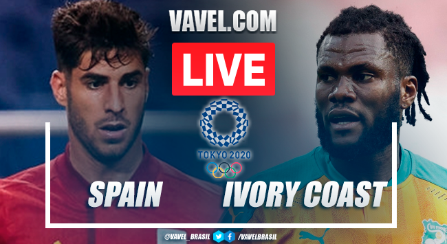 Goals and highlights: Spain 5-2 Ivory Coast in Olympic Games Tokyo 2020