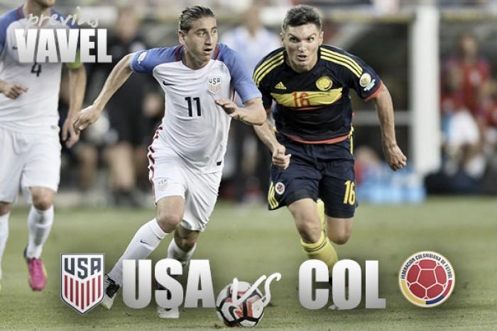 Previa USA vs Colombia: buscarán el bronce de la Copa América