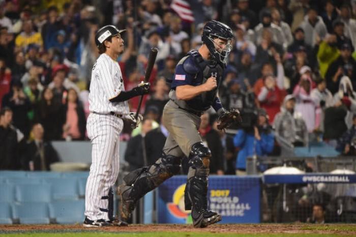 World Baseball Classic: USA advances to final with tense win over Japan