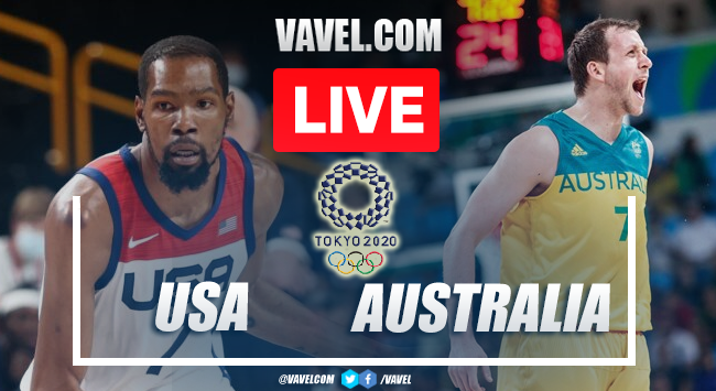 Highlights and Best Moments: USA 97-78 Australia in Tokyo 2020