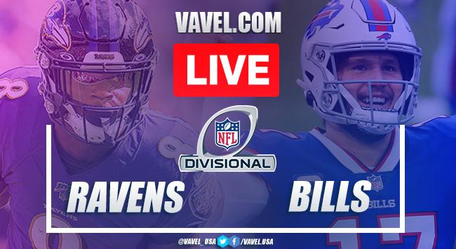 Highlights and Touchdowns: Baltimore Ravens 3-17 Buffalo Bills, 2021 NFL Playoffs