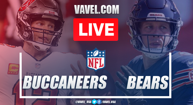 Touchdowns and Highlights: Tampa Bay Buccaneers 19-20 Chicago Bears, 2020 NFL Season