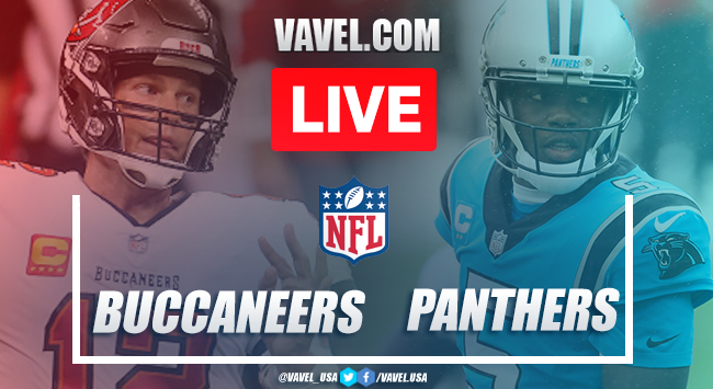 Touchdowns and Highlights: Tampa Bay Buccaneers 46-23 Carolina Panthers, 2020 NFL Season