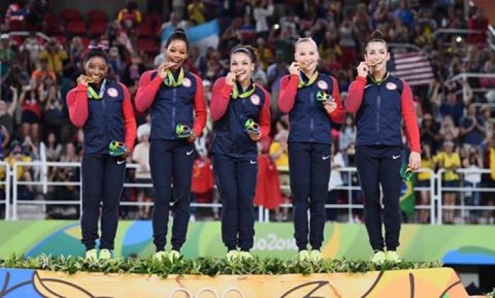 Rio 2016, ginnastica artistica femminile: USA stratosferici, oro nella finale a squadre, Russia d'argento