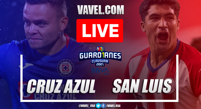 Goals and Highlights: Cruz Azul 3-2 Atletico San Luis in Liga MX 2021