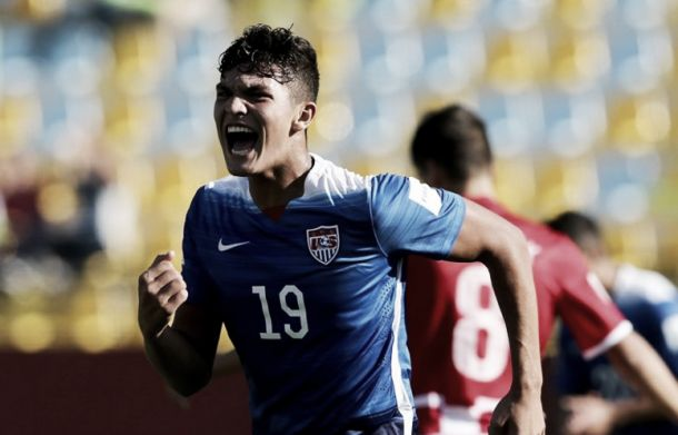 USA under-17 2-2 Croatia under-17: Brekalo star man as Croatia comeback from two-goal deficit