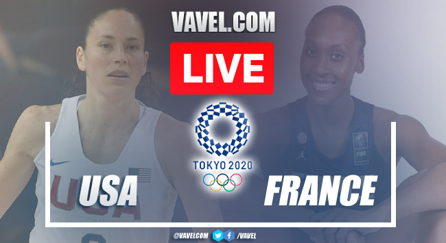 Highlights and Best Moments: USA 93-82 France in Tokyo 2020