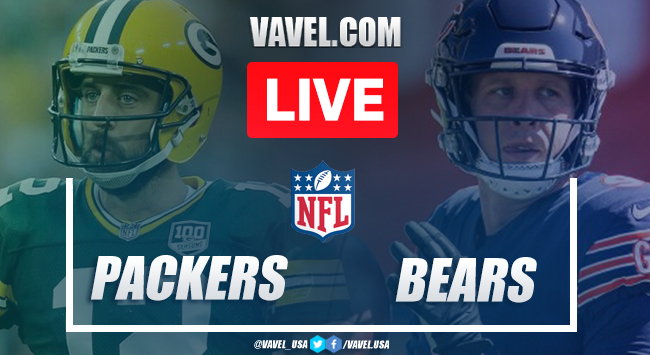 Highlights and Touchdowns: Green Bay Packers 35-16 Chicago Bears in 2020 NFL Season