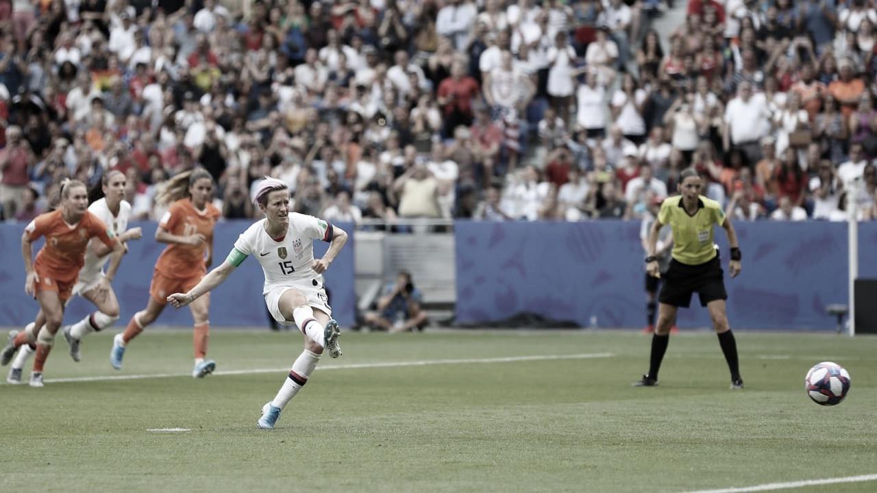 Estados Unidos se corona bicampeona ante Holanda