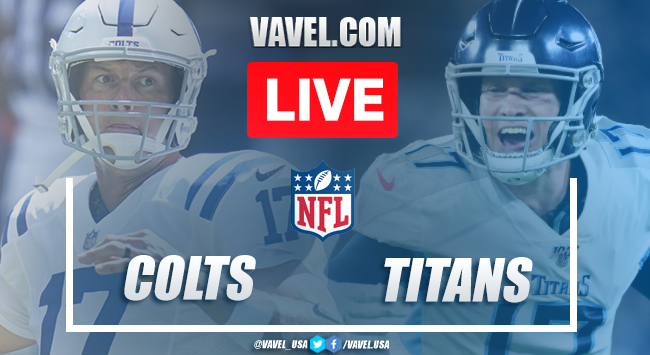 Touchdowns and Highlights: Indianapolis Colts 34-17 Tennessee Titans, 2020 NFL Season