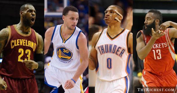 Nba, chi vincerà il titolo di MVP?