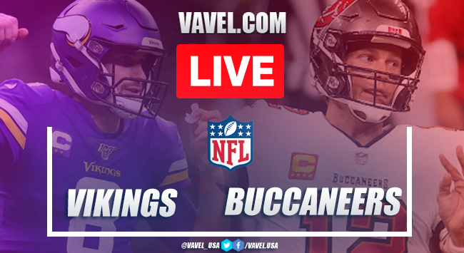 Touchdowns and Highlights: Minnesota Vikings 14-26 Tampa Bay Buccaneers, 2020 NFL Season
