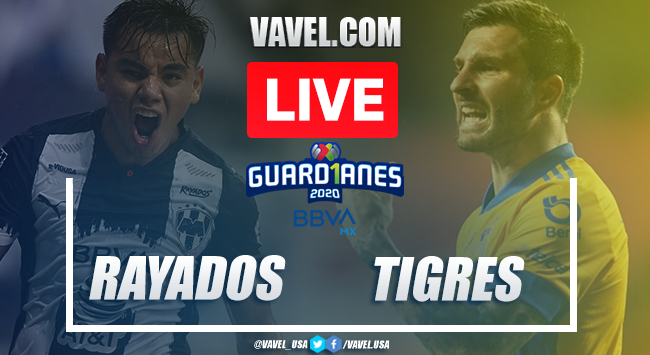 Rayados Monterrey vs Tigres: Live Stream, Score Online TV Updates and How to Watch Liga MX