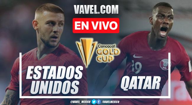 Gol y resumen del Estados Unidos 1-0 Qatar en Copa Oro 2021
