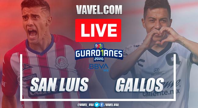 Goals and Highlights: Atlético San Luis 2-1 Querétaro, 2020 Liga MX