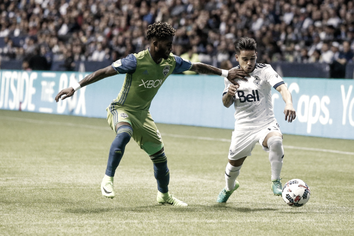 Preview: Cascadia rivals Seattle Sounders and Vancouver Whitecaps meet in MLS playoffs