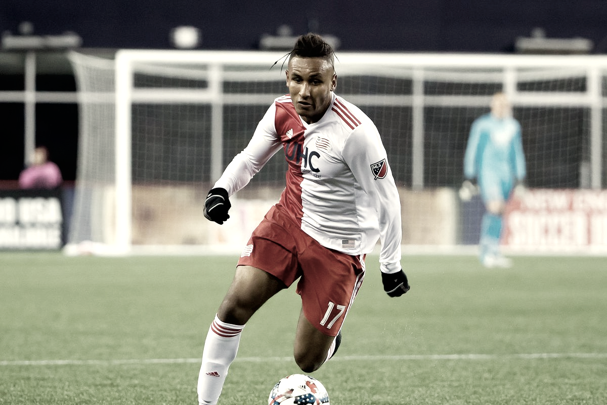Should the Revs Move on from Juan Agudelo?