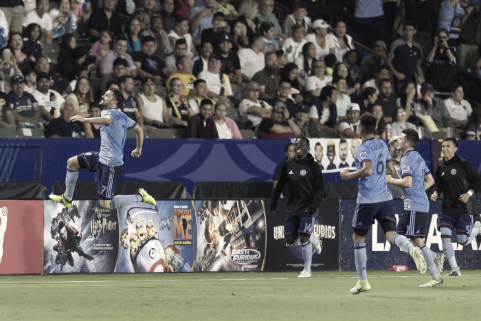 New York City FC too much to handle for struggling LA Galaxy
