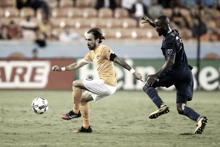 2017 Audi MLS Cup Playoff Knockout Round: Houston Dynamo vs Sporting KC