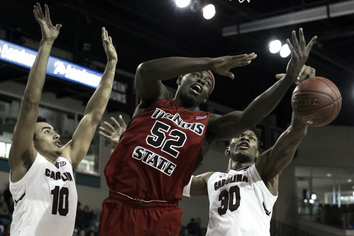 NCAA Basketball: Illinois State upsets South Carolina 69-65 in Puerto Rico Tip-Off