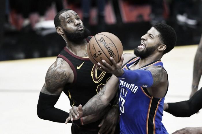 Resumen NBA: Oklahoma, Houston y Lou Williams, protagonistas de la noche