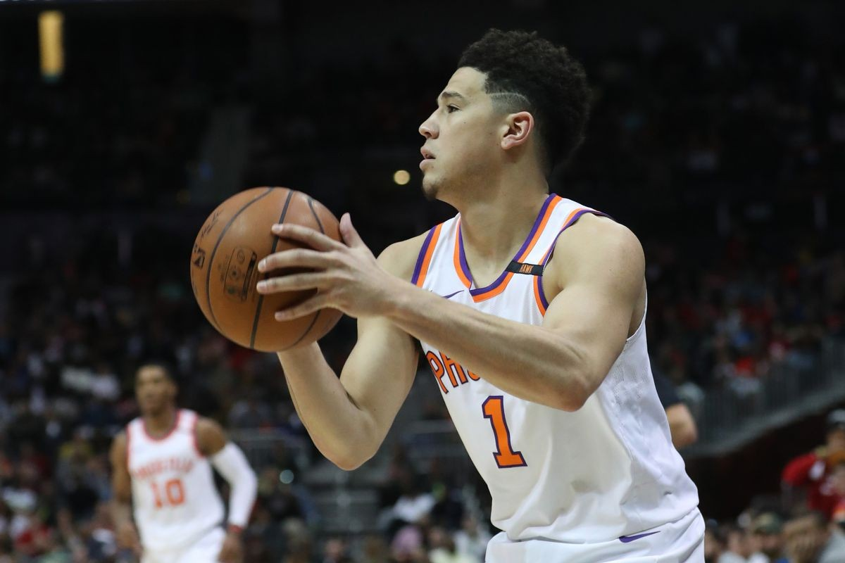 Devin Booker signs contract extension with the Phoenix Suns