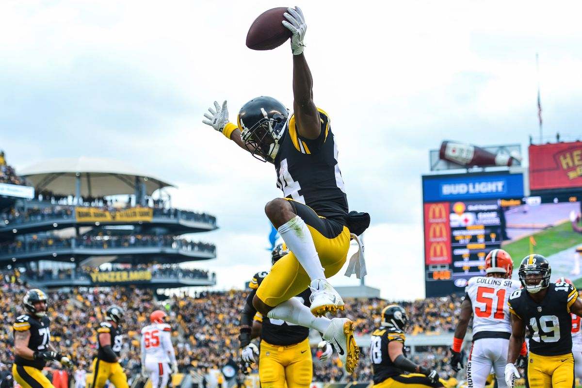 Pittsburgh Steelers top the AFC North after win against the Cleveland Browns