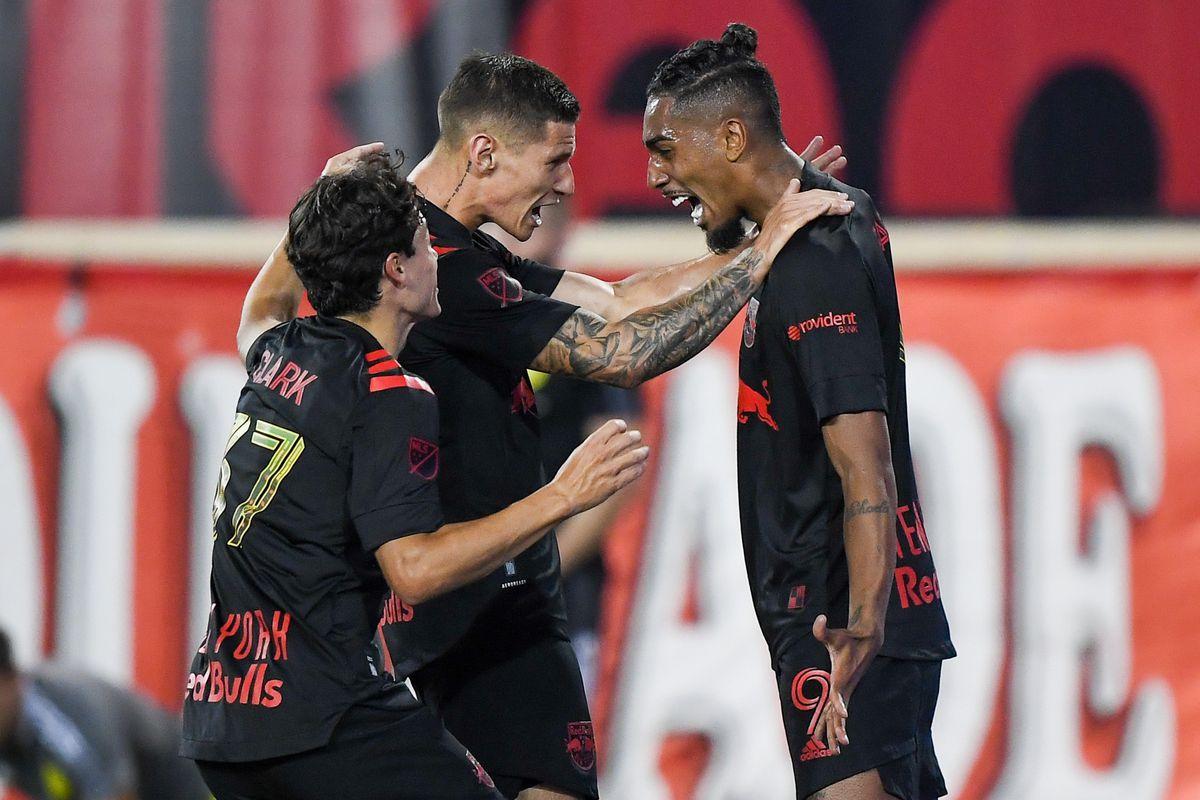 New York Red Bulls 2-0 Nashville SC: Fabio, Duncan power hosts past Boys in Gold