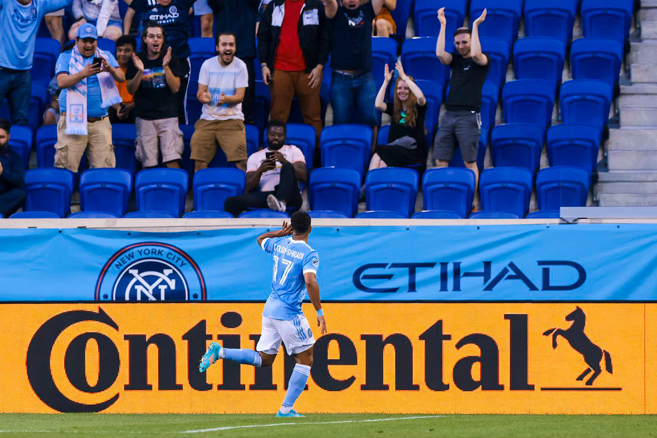 NYCFC 1-0 Montreal: Boys In Blue back in the win column