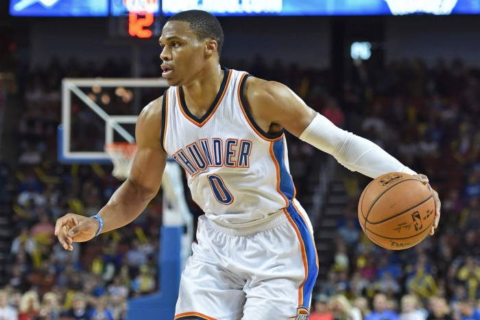 Westbrook's Monster Triple-Double Too Much For Los Angeles Clippers