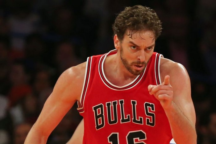 Pau Gasol Stepping In For Jimmy Butler At All-Star Game