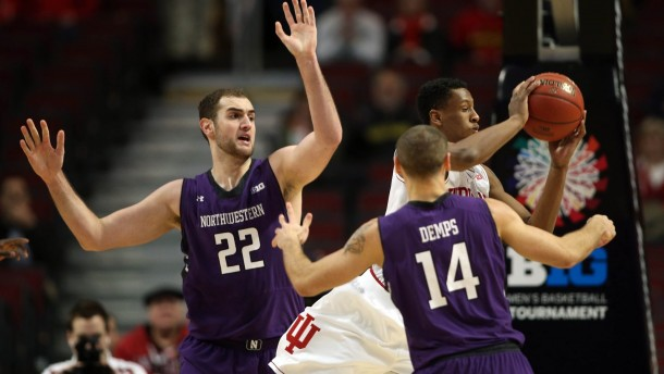 Northwestern Faces Stern Test On The Road Against North Carolina