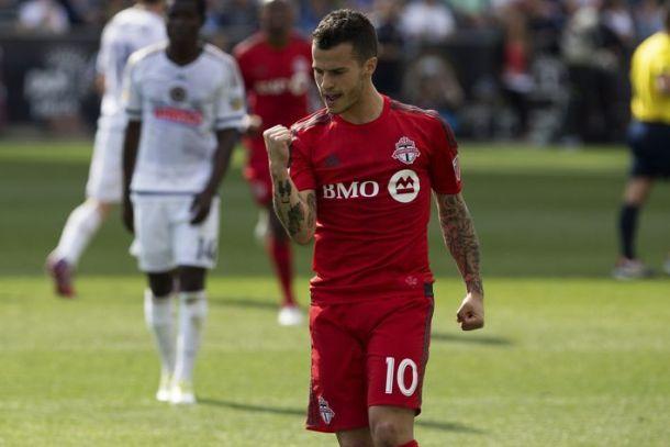 Philadelphia Union Cannot Handle Giovinco, Toronto FC